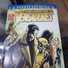 Tebeos: MARVEL- LOS NUEVOS VENGADORES PANINI COMICS. Lote 183424652