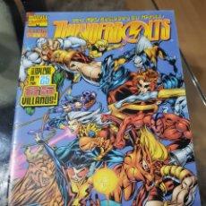 Tebeos: THUNDERBOLTS ESPECIAL N° 25 MARVEL COMICS 1999 COMICS FORUM. Lote 183425297