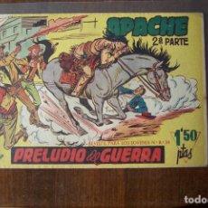 Tebeos: MAGA, APACHE Nº 1 DE TINOCO. . Lote 183465685