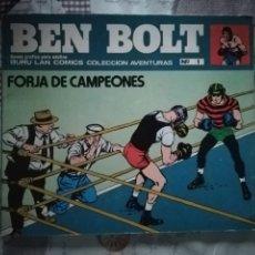 Tebeos: BEN BOLT N º 1. Lote 183500235