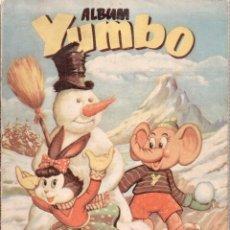 Tebeos: ALBUM YUMBO Nº 1 UNO BLASCO, AYNÉ, F.MACIÁN, A.FIGUERAS, G.LORENTE, SABATÉS... CLIPER BIEN. Lote 183818311