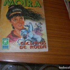 Tebeos: MOIRA Nº 1 EDITA ROLLAN . Lote 183837672