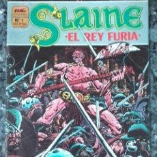 Tebeos: SLAINE. EL REY FURIA. Nº 1. MC EDICIONES 1987, (C/A11). Lote 183864440