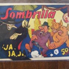 Tebeos: VALENCIANA,- LA SOMBRILLA Nº 1. Lote 184935388