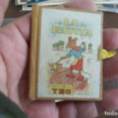 Tebeos: EDICIONES TEBEO,- BIBLIOTECA B B Nº 1 LA RATITA. . Lote 184982711