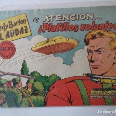 Tebeos: FREDY BARTON EL AUDAZ Nº1 BUEN ESTADO ORIGINAL. Lote 185962545