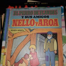Tebeos: TEBEOS-CÓMICS CANDY - EL PERRO DE FLANDES 1 - BRUGUERA- RARÍSIMO- AA98. Lote 186101278