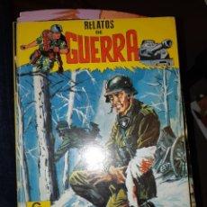 Tebeos: TEBEOS-CÓMICS CANDY - RELATOS DE GUERRA TOMO 1 - G4 - AA98. Lote 187396666