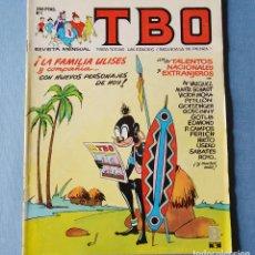 BDs: TBO - Nº 1. Lote 188539541