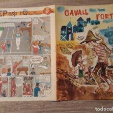 Tebeos: CAVALL FORT NÚMERO 35. AÑO.1963.. Lote 189105180