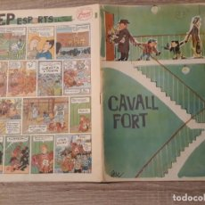Tebeos: CAVALL FORT NÚMERO 37.. Lote 189105330