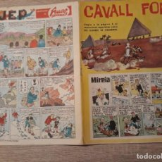 Tebeos: CAVALL FORT NÚMERO 38.. Lote 189105487
