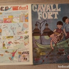 Tebeos: CAVALL FORT NÚMERO 39.. Lote 189105557