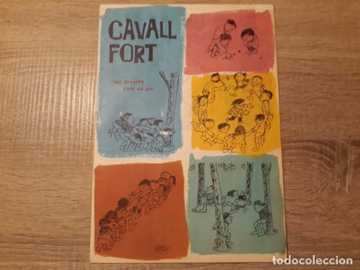 CAVALL FORT NÚMERO 56 (Tebeos y Cómics - Números 1)