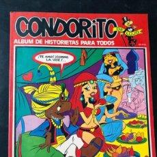 Tebeos: CONDORITO / ALBUM DE LUJO Nº 1 / SIN USAR. Lote 189779261