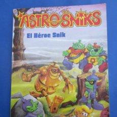 Tebeos: ASTROSNIKS. Nº 1 EL HÉROE SNIK. -ED. BRUGUERA. Lote 190121237
