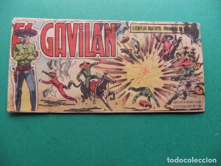 EL GAVILN Nº 1 MAGA ORIGINAL (Tebeos y Cómics - Números 1)