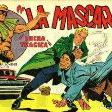 Giornalini: LA MASCARA (JIM DALE) NÚMERO 1 (CREO, 1961) DE GONZÁLEZ ALACREU. Lote 192869227