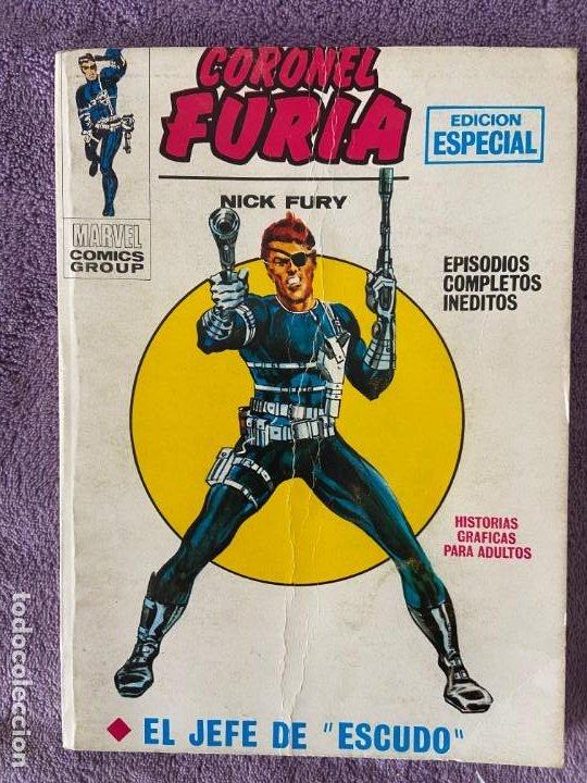 CORONEL FURIA Nº 1 BUEN ESTADO (Tebeos y Cómics - Números 1)