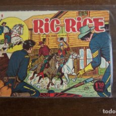 Tebeos: CREO, RIC RICE Nº 1 . Lote 193954503