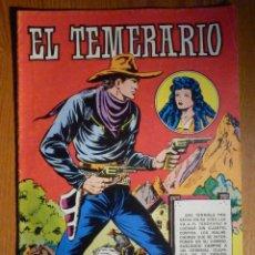 Tebeos: COMIC - EL TEMERARIO Nº 1 , VALENCIANA. Lote 193978200