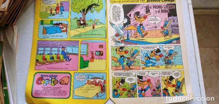 Tebeos: Revista Infantil Copito Año I nº 1 uno 1977 Dupa Sifre Sanchis Rojas ... - Foto 3 - 194145468