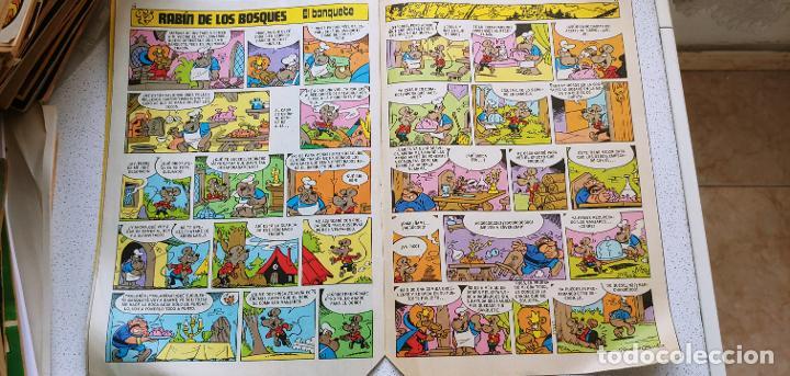 Tebeos: Revista Infantil Copito Año I nº 1 uno 1977 Dupa Sifre Sanchis Rojas ... - Foto 5 - 194145468