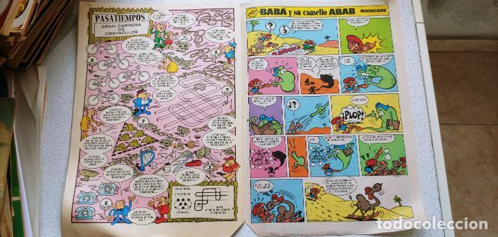 Tebeos: Revista Infantil Copito Año I nº 1 uno 1977 Dupa Sifre Sanchis Rojas ... - Foto 6 - 194145468