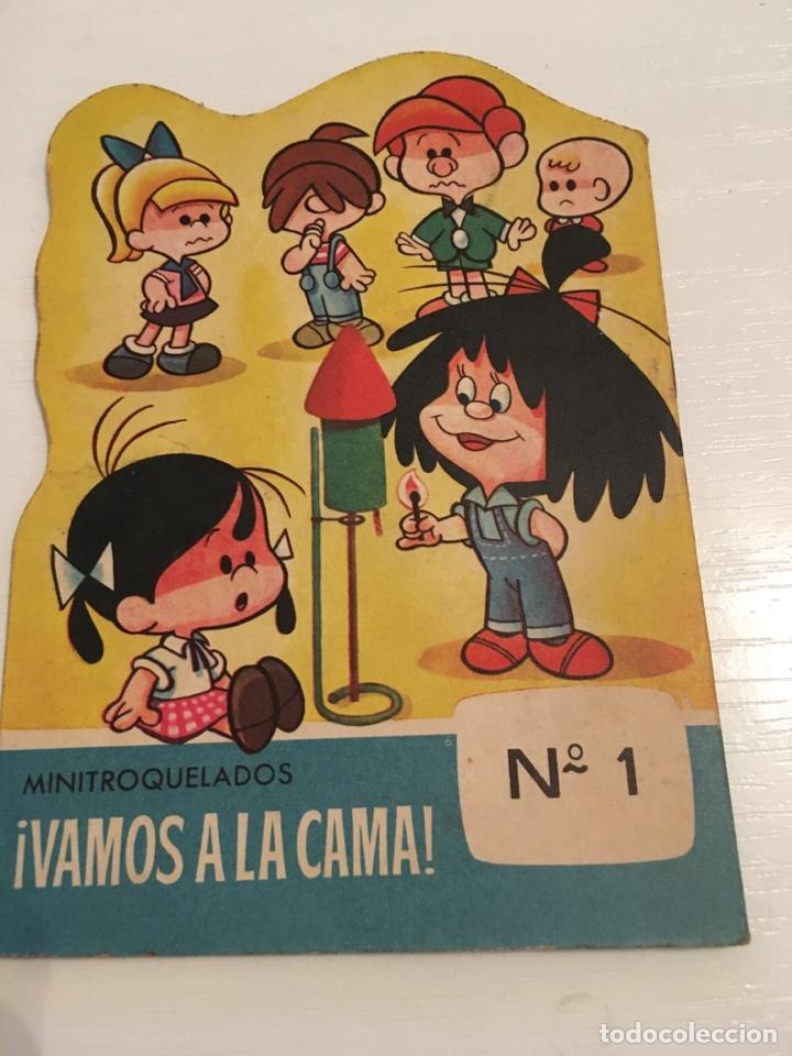 Tebeos: CUENTO HALE VAMOS A LA CAMA FAMILIA TELERIN NÚMERO 1 - Foto 2 - 194226400