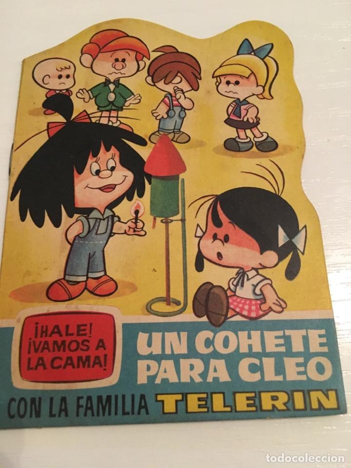CUENTO HALE VAMOS A LA CAMA FAMILIA TELERIN NÚMERO 1 (Tebeos y Cómics - Números 1)