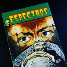 Tebeos: CASI EXCELENTE ESTADO ESPECTROS 1 VERTICE. Lote 194600993