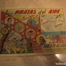 Tebeos: ROBERTO ALCAZAR - NÚMERO 1 - 75 CENTIMOS - VALENCIANA. Lote 194624176