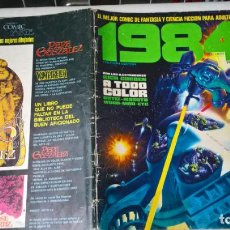 Tebeos: COMIC: COMIC 1984 Nº1 TOUTAIN. Lote 194880997