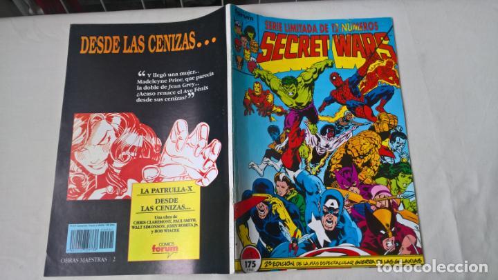 COMIC: SECRET WARS Nº 1 (Tebeos y Cómics - Números 1)