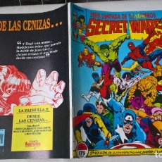 Tebeos: COMIC: SECRET WARS Nº 1. Lote 194888548