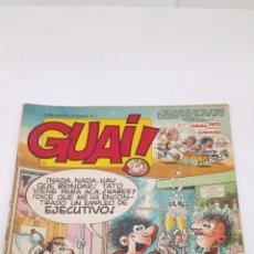 Tebeos: TEBEO GUAI! 1986. Lote 195116947