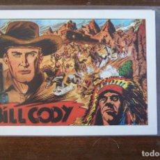 Livros de Banda Desenhada: GRAFIDEA, BILL CODY Nº 1 EN FACSÍMIL MAS 6 ORIGINAL. Lote 195899743