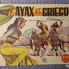 Livros de Banda Desenhada: AYAX EL GRIEGO Nº1. Lote 196312963