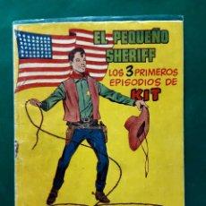 Tebeos: EL PEQUEÑO CHERIFF Nº 1 ORIGINAL HISPANO AMERICANA. Lote 196641031