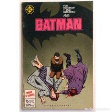 Tebeos: BATMAN VOL 2 Nº 1 / AÑO UNO / DC COMICS / ZINCO 1987 (FRANK MILLER & DAVID MAZZUCCHELLI) -. Lote 197905946