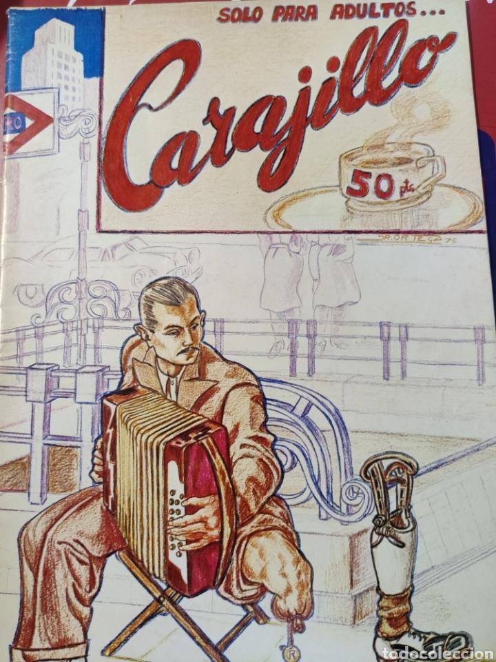COMIC CARAJILLO N°1 (Tebeos y Cómics - Números 1)