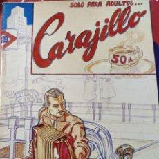 Giornalini: COMIC CARAJILLO N°1. Lote 198987290