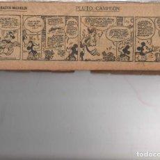Tebeos: AVENTURAS DEL RATON MIGUELIN ( MICKEY MOUSE ) 1935. Lote 199240595