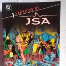 Giornalini: JSA CLASICOS DC 1. Lote 203043940