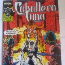 Livros de Banda Desenhada: CABALLERO LUNA 1. Lote 203154701