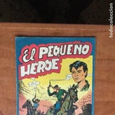 Tebeos: EL PEQUEÑO HEROE Nº 1. Lote 204822667