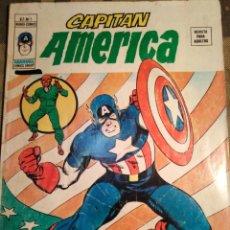 Livros de Banda Desenhada: CAPITÁN AMÉRICA-V3, N°1,SURGE EL CAPITÁN AMÉRICA, VERTICE,AÑO 1975,. Lote 205070890