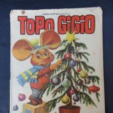 Tebeos: REVISTA CÓMIC TOPO GIGIO. Nº 1. AÑOS 60.. Lote 205595667
