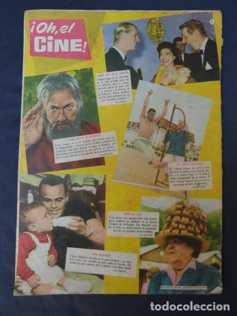Tebeos: REVISTA CÓMIC EL CAMPEÓN. Nº 1. AÑOS 60. - Foto 3 - 205595806