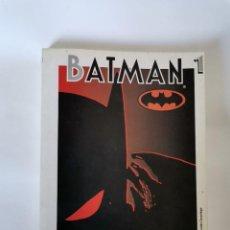 Tebeos: BATMAN 1 GRANDES HÉROES DEL CÓMIC. Lote 206540038
